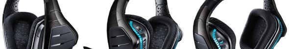 Logitech präsentiert zwei neue Gaming Headsets