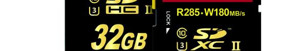 Transcend gibt bei den SD-Cards nun auch Gas