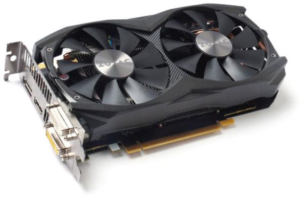 3DTester.de - Zotac GeForce GTX 950 - AMP-Edition - ZT-90603-10M