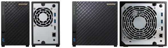 3DTester.de - Asustor AS3102T AS3104T NAS HDMI Multimedia - 2