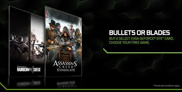 3DTester.de - Bullets or Blades - Tom Clancy Rainbow Six Siege - Assassins Creed Syndicate - GeForce GTX 970 980