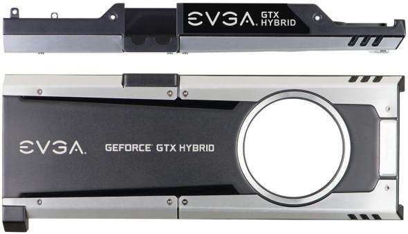 3DTester.de - EVGA-Hybrid-Grafikkarten-Verkleidung - 2