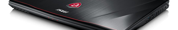 MSI: Kompaktes Gaming Notebook
