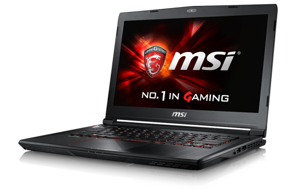 3DTester.de - MSI GS40 Gaming Notebook - 2