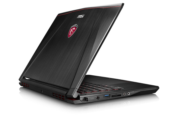 3DTester.de - MSI GS40 Gaming Notebook - 3