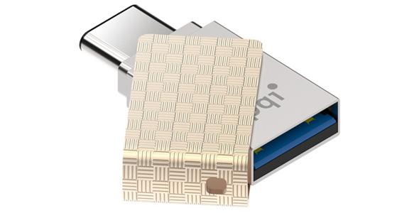 3DTester.de - PQI Connect 313 OTG-Stick - 2