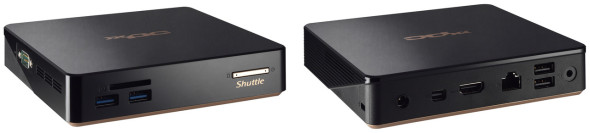 3DTester.de - Shuttle XPC nano NC01U Mini PC - 1
